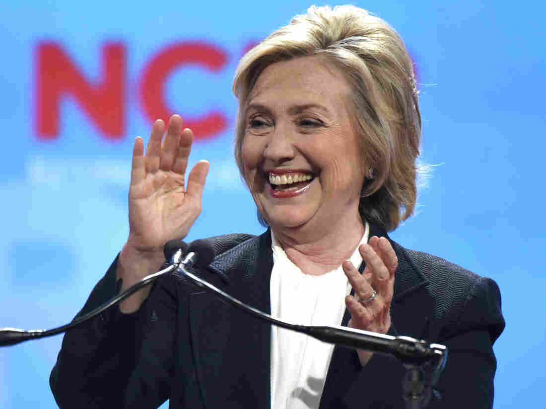 Hillary Clinton's campaign managed to far out-fundraise all 2016 contenders in either party.