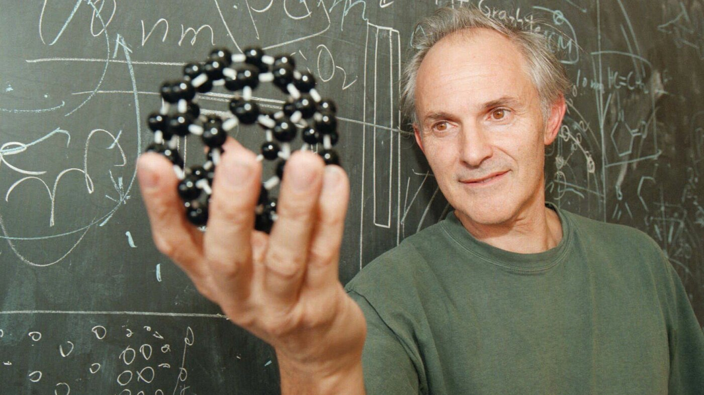 'Buckyballs' Solve Century-Old Mystery About Interstellar Space : The Two-Way : NPR