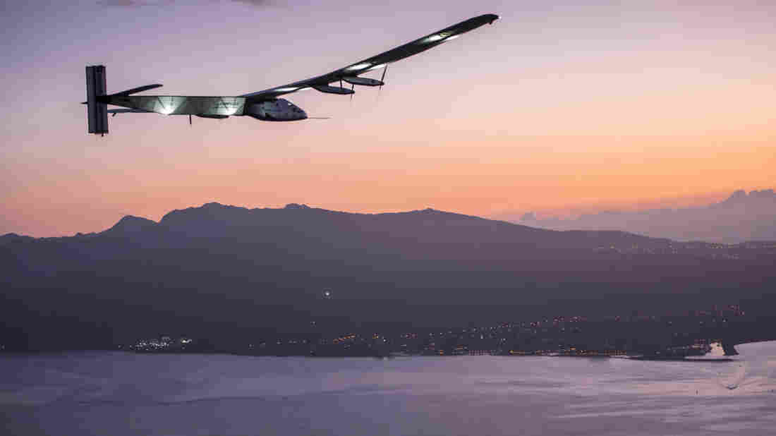 The Solar Impulse 2 landed in Hawaii in early July. The team behind the sun-powered airplane says it will be grounded until next spring.