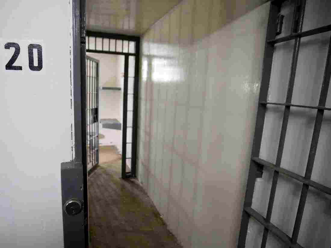 "At Mexico's Altiplano prison, cell 20 was occupied by drug lord Joaquin ""El Chapo"" Guzman. He escaped Saturday night via a tunnel in his shower stall."