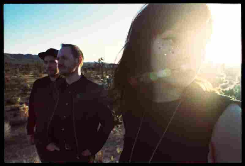 Chvrches' second album, Every Open Eye, comes out Sept. 25.