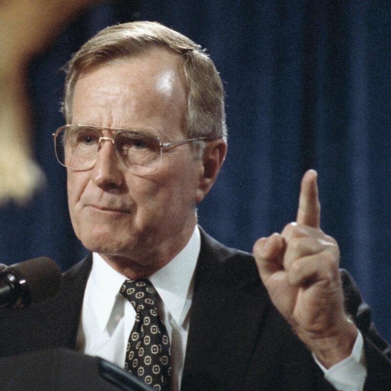 George H W Bush S Life Has Plenty Of Lessons For Today S Politics Npr