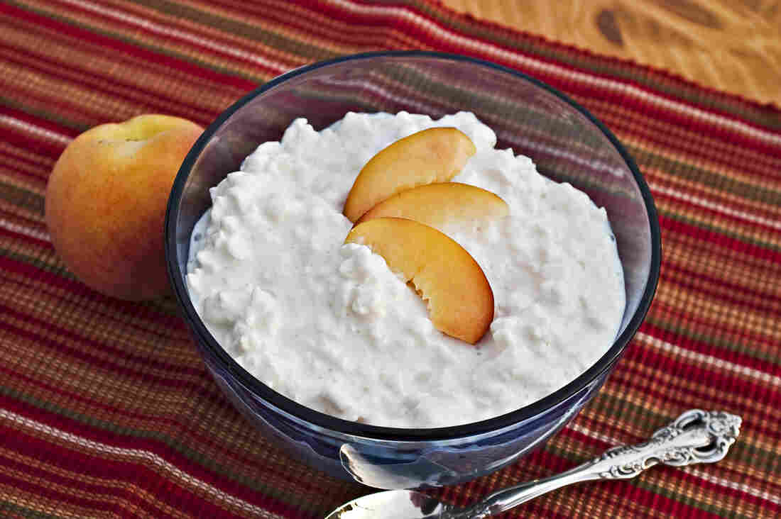 Cottage cheese peaked in the early 1970s, when the average American ate about 5 pounds of it per year, according to the U.S. Department of Agriculture.