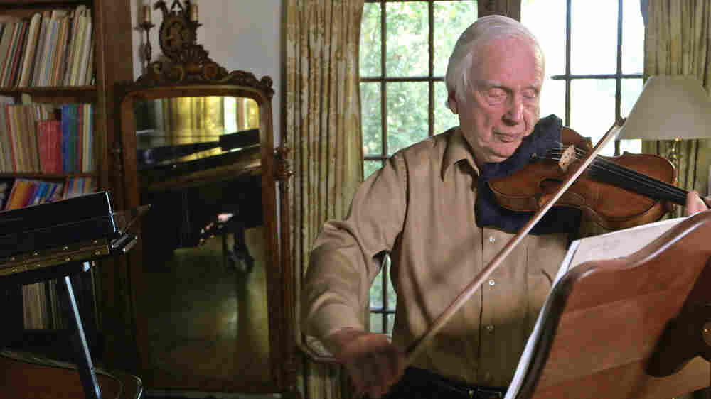 The Rifleman Who Fiddled For Truman, Churchill And Stalin