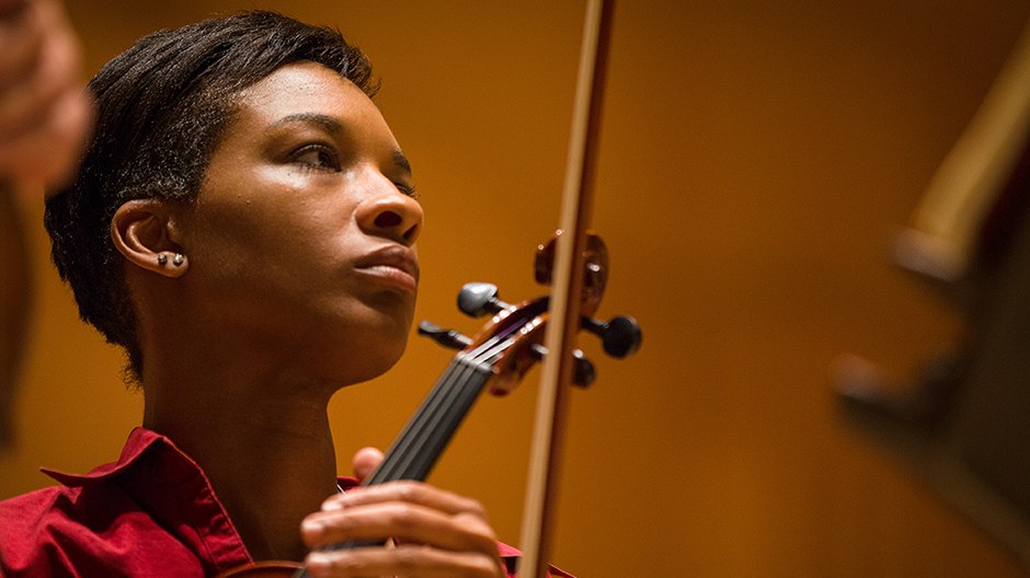 Amateur Musicians Go Pro With The Baltimore Symphony
