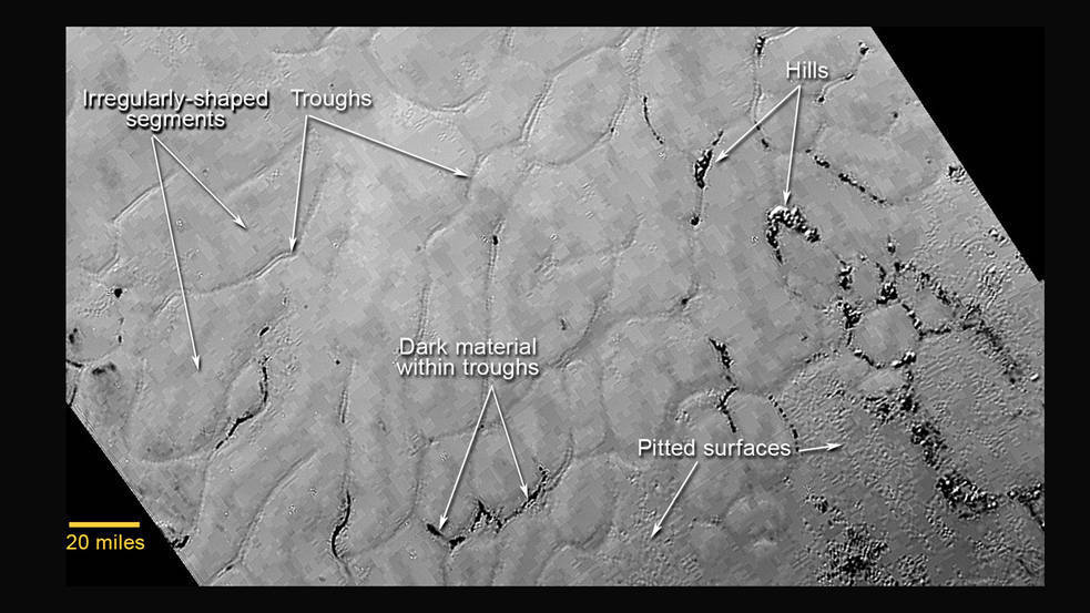 NASA's New Pluto Images Point To Geologically Active World