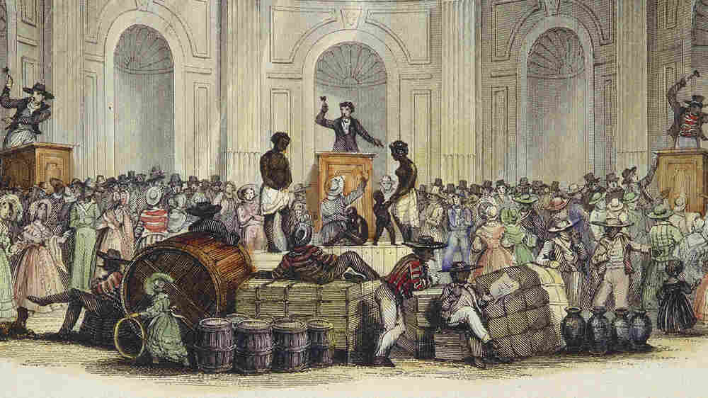 Remembering New Orleans' Overlooked Ties To Slavery