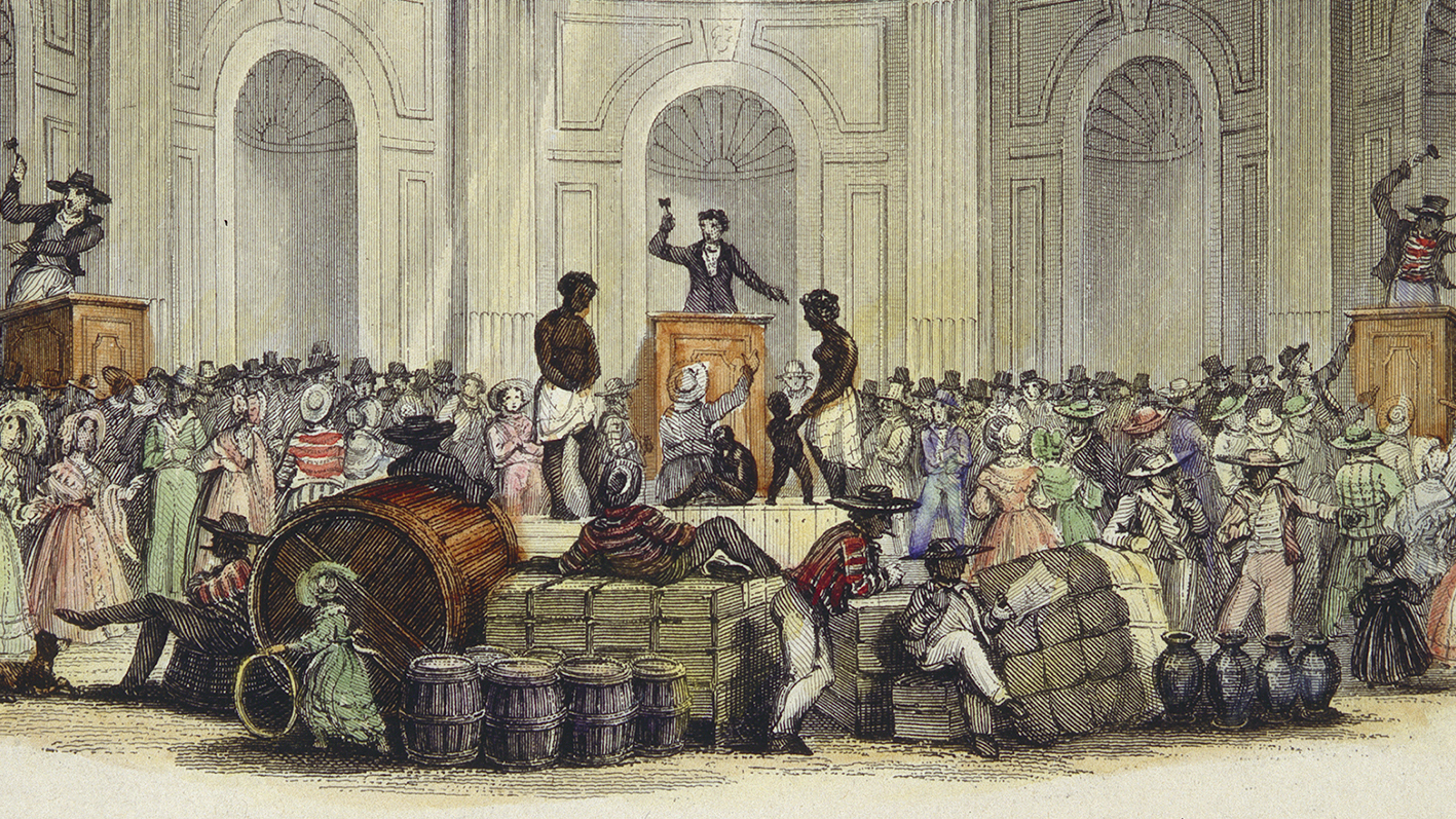 slave life on a plantation essay