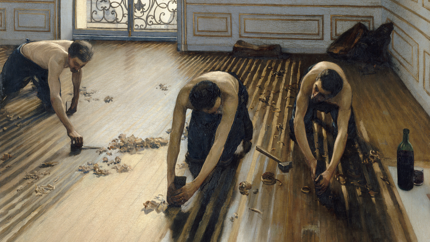 Known As A Collector Gustave Caillebotte Gets His Due As