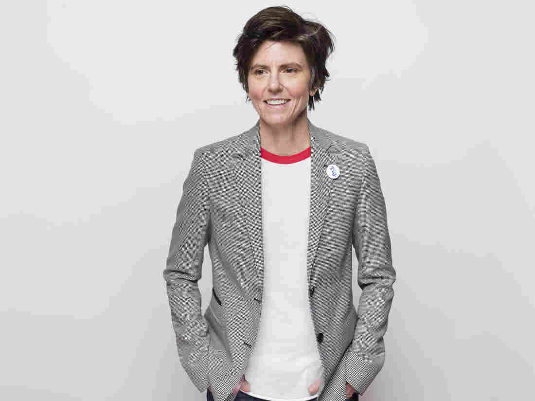 Comedian Tig Notaro poses for a portrait during the Sundance Film Festival.