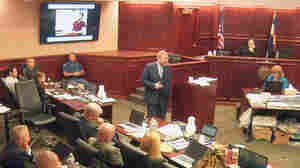 Jury Rejects Insanity Defense For Theater Shooter, Who May Get Death Penalty