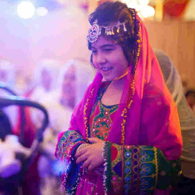 One of the princesses of Kabul.