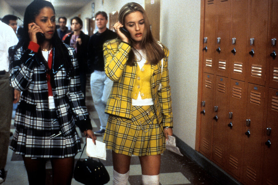 What did people wear in the '90s?