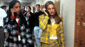 It has been 20 years since Stacey Dash as Dionne (left) and Alicia Silverstone as Cher walked and talked though the halls of their Beverly Hills high school — on their own mobile phones.