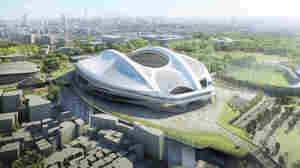 Mocked And Maligned, Japan Spikes Plan For $2 Billion Olympic Stadium