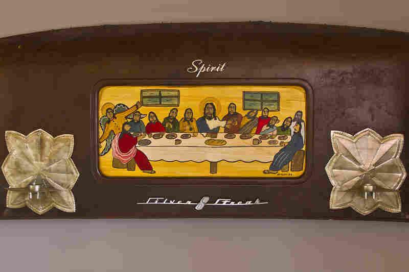 The Last Supper, by Nicholas Herrera.