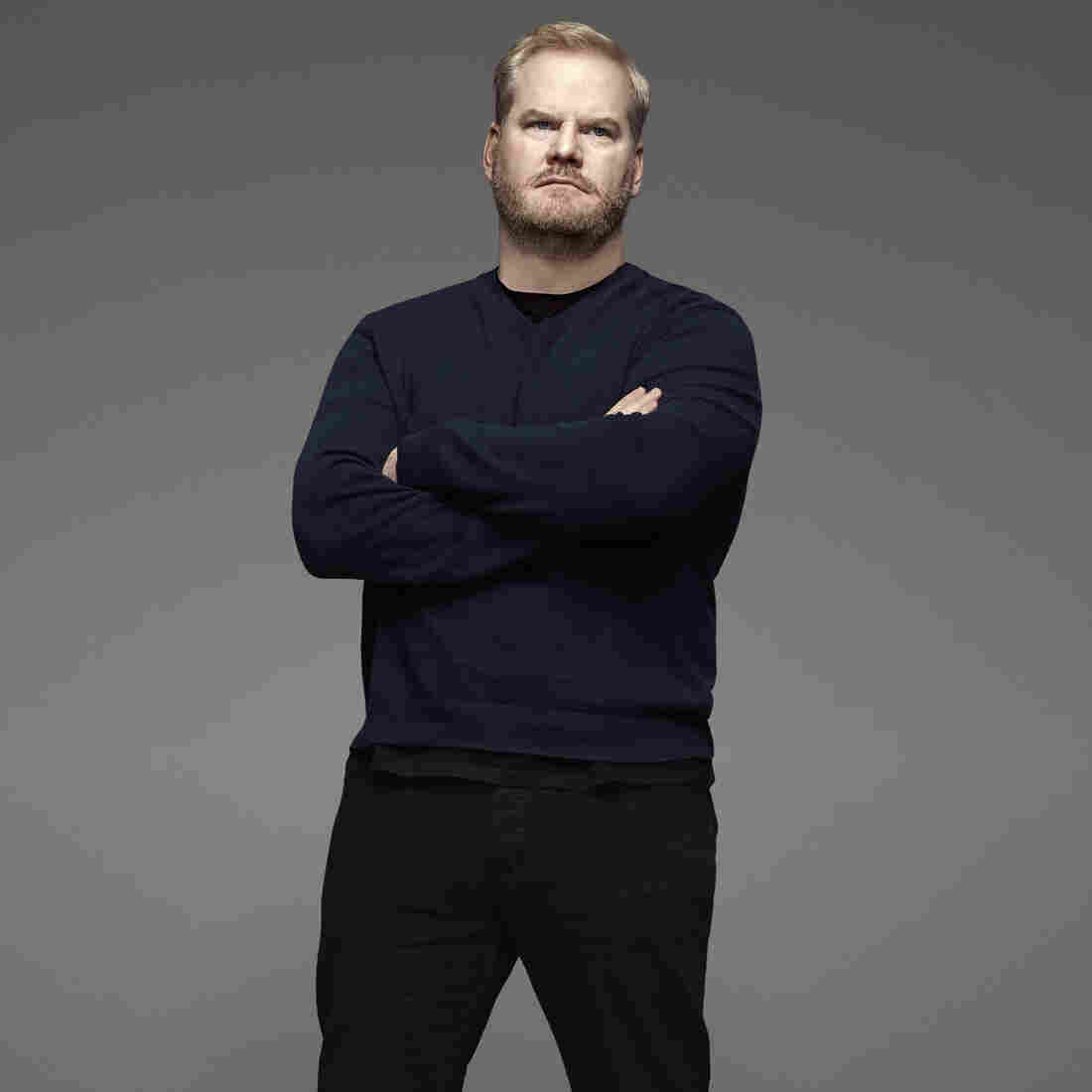 """Jim Gaffigan spent years in stand-up before, finally, someone took a chance on him: that someone just happened to be David Letterman. """"The weird thing is, because Letterman thought I was good, everyone changed their mind,"""" he says. """"It changed the narrative surrounding me, completely."""""""