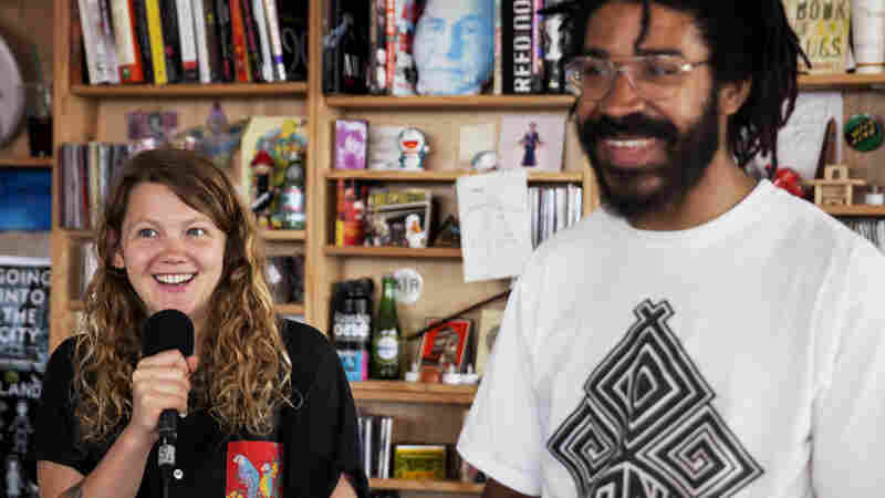 Kate Tempest: Tiny Desk Concert