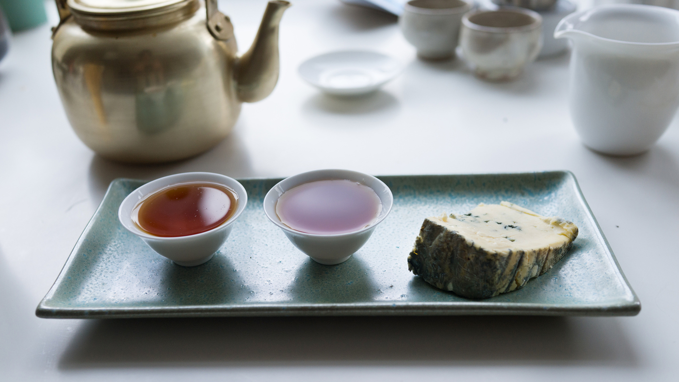 Foodtealife: Tea Sommeliers Are The Hot New Thing In Food Pairing : The