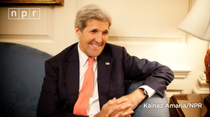 NPR News Interview With U.S. Secretary Of State John Kerry