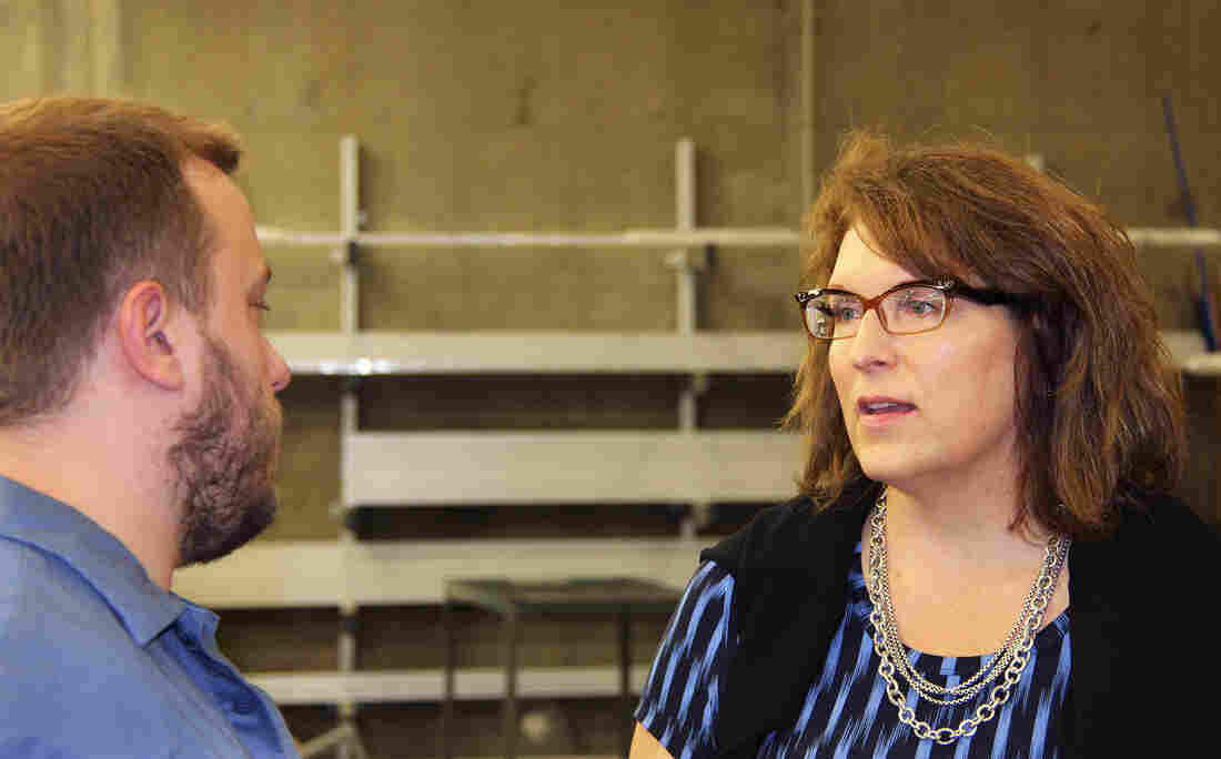 Jan Hawkins, one of the co-owners of the equipment distribution firm John Henry Foster, says going to a private exchange has given the company much more flexibility in budgeting for health care costs.