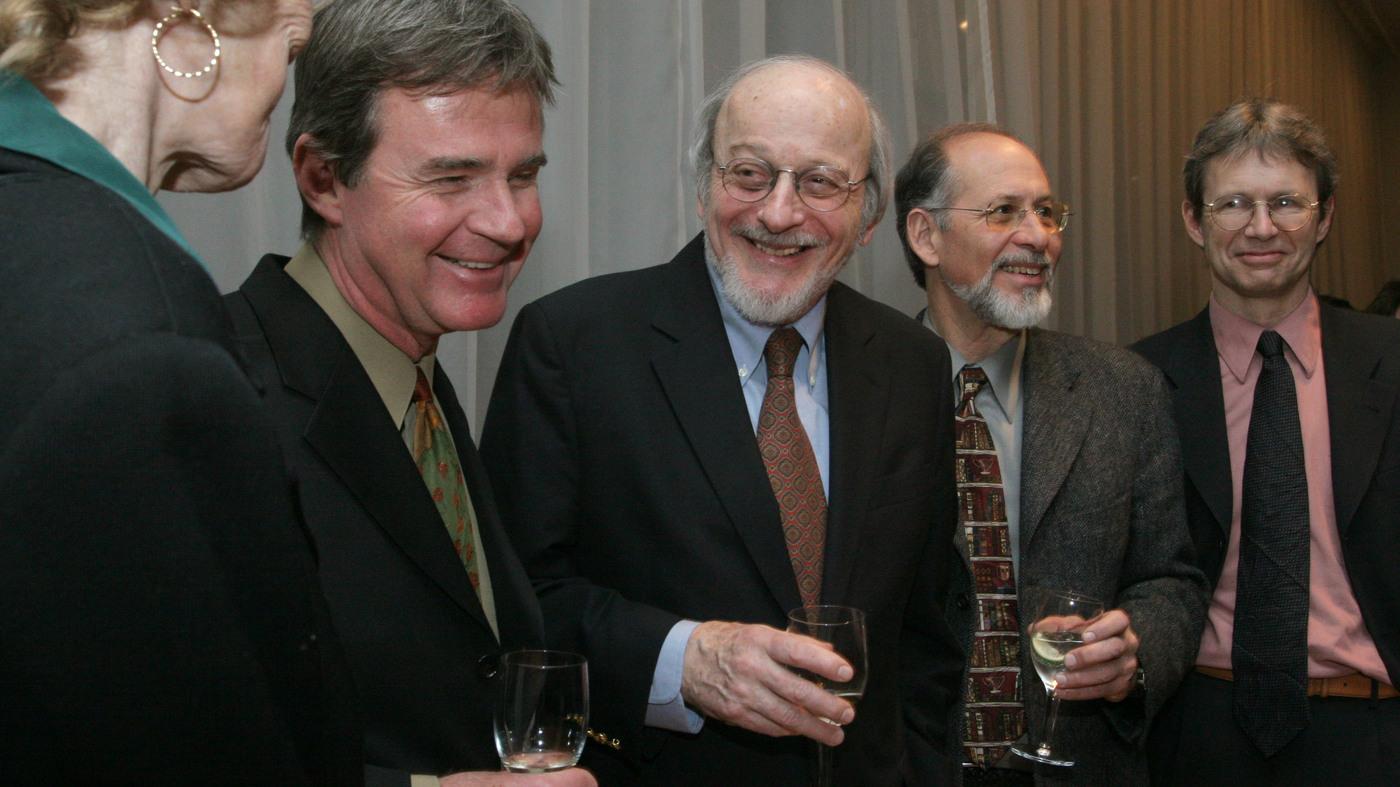 Novelist El Doctorow, Author Of 'billy Bathgate,' 'ragtime,' Dies At 84 :  The Twoway : Npr