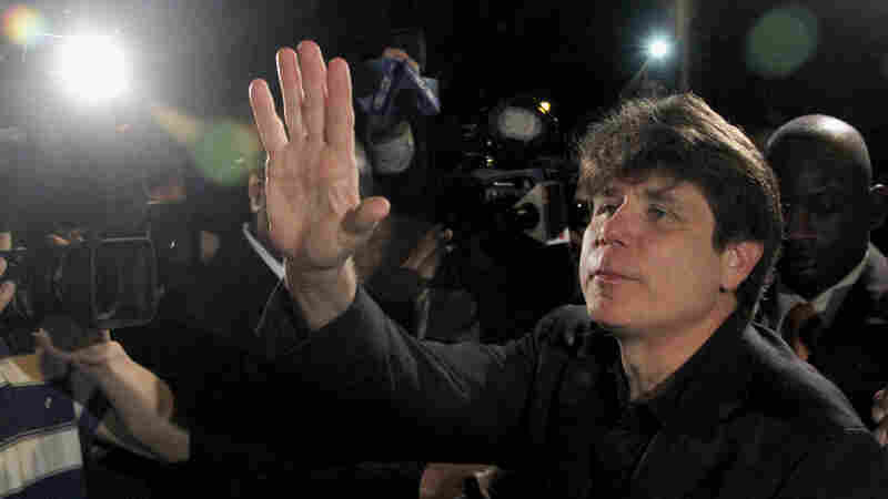 Court Throws Out Some Convictions Of Former Ill. Gov. Blagojevich