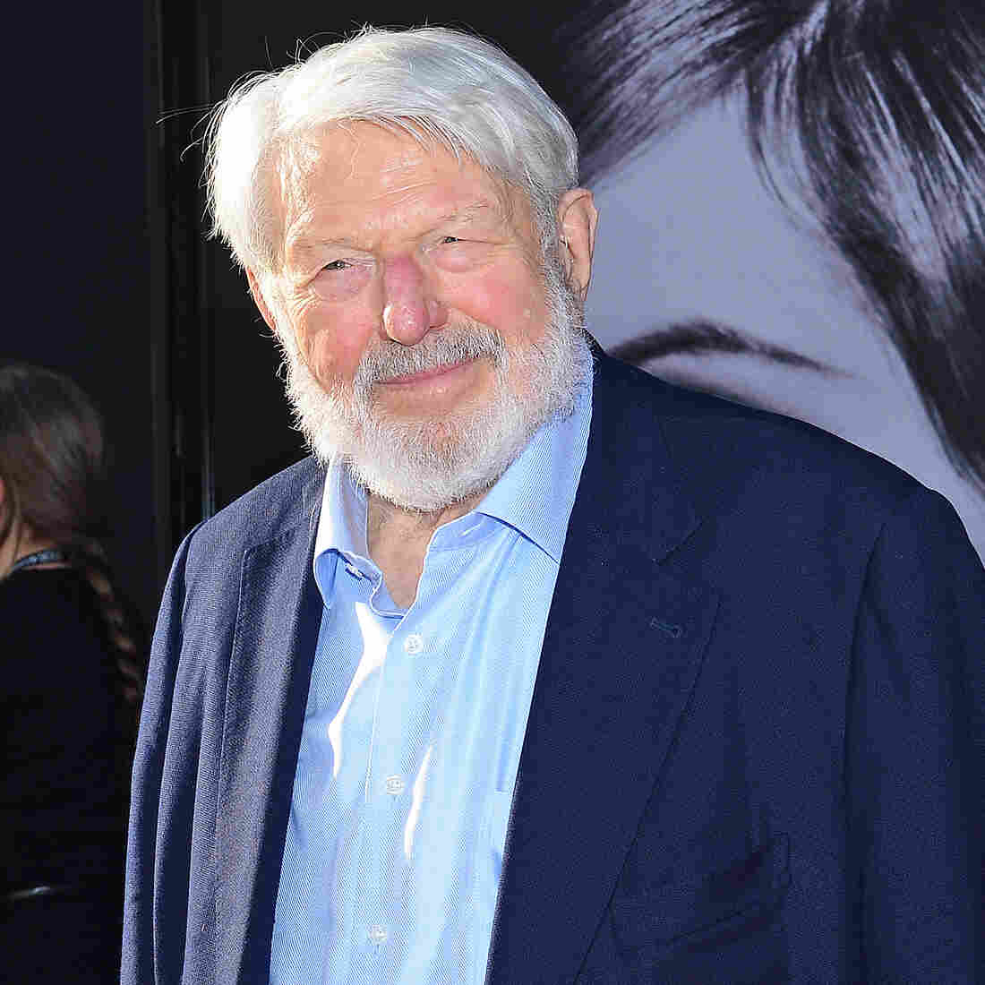 Theodore Bikel, seen here in 2013, died Monday after a long illness.