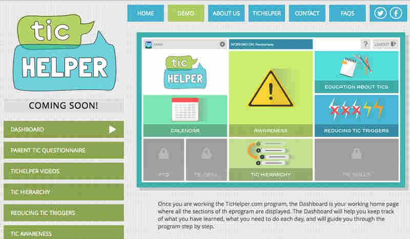 A view of TicHelper.com