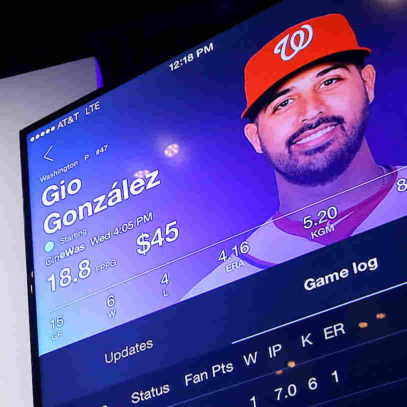 For Love Or Money: Fans And Businesses Flock To Fantasy Sports