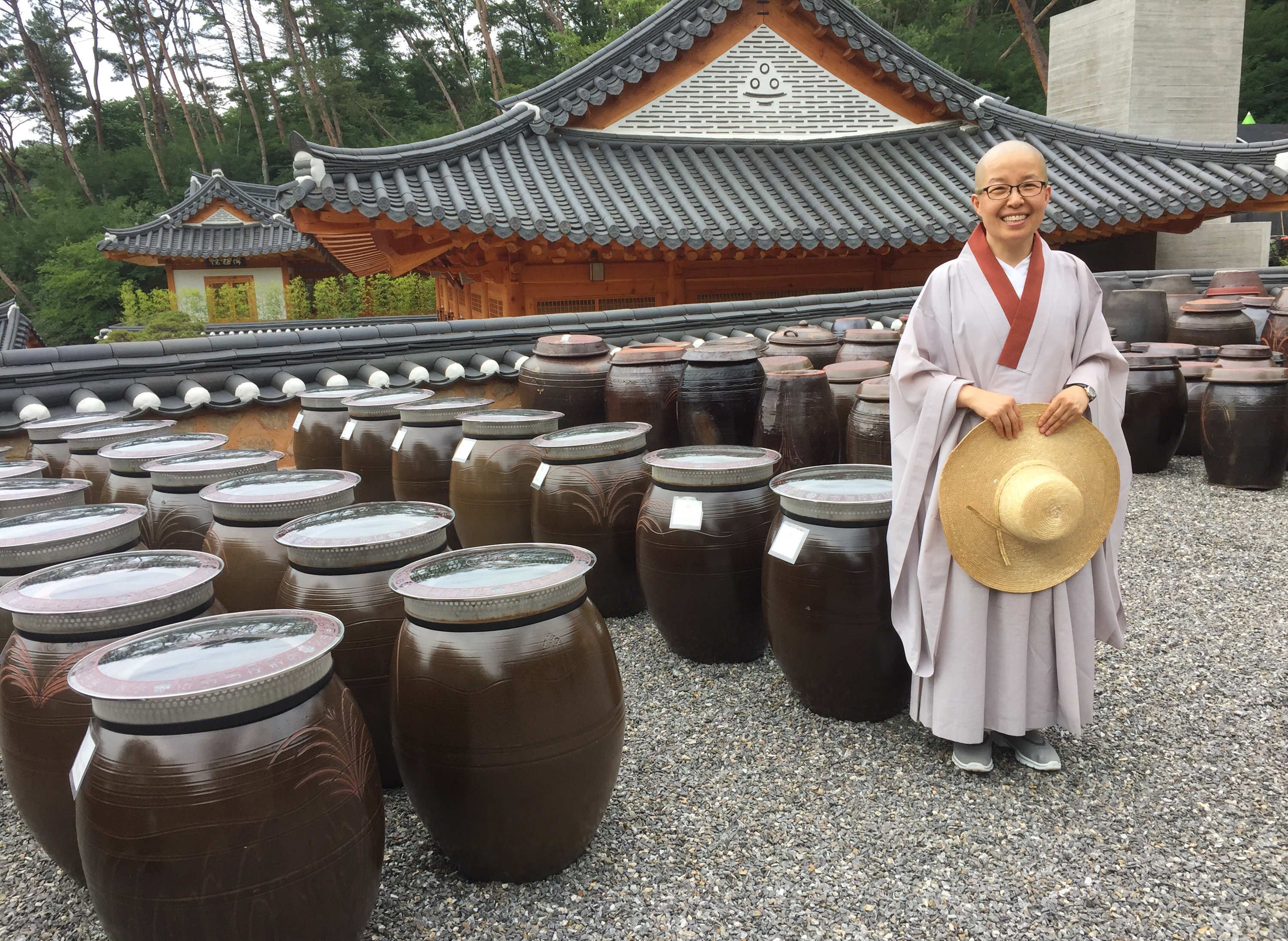 Buddhist Diet For A Clear Mind: Nuns Preserve Art Of Korean Temple Food