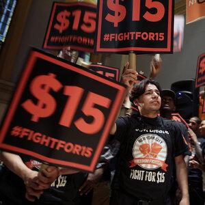 California, New York And Washington, D.C., Make Moves On Minimum Wage