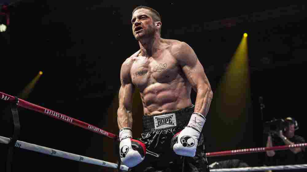 Jake Gyllenhaal On Throwing (And Taking) Punches: 'It's Very Primal'