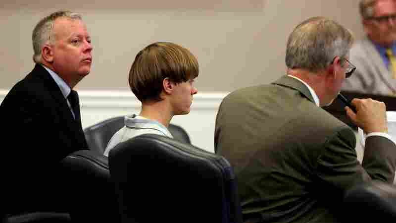 Charleston Shooting Suspect Roof Could Face Death Penalty Over Federal Charges