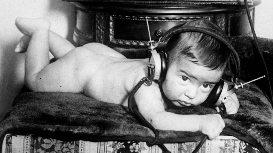 Soothe your young one with our playlist of infant-inspired songs. (Getty Images)