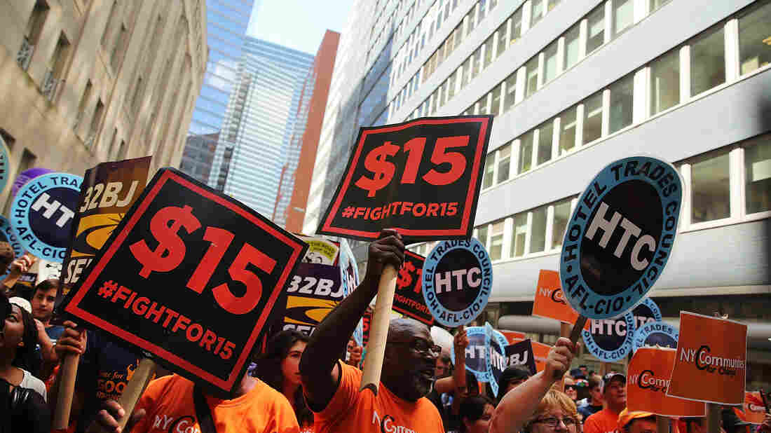NYC Fast Food Minimum Wage