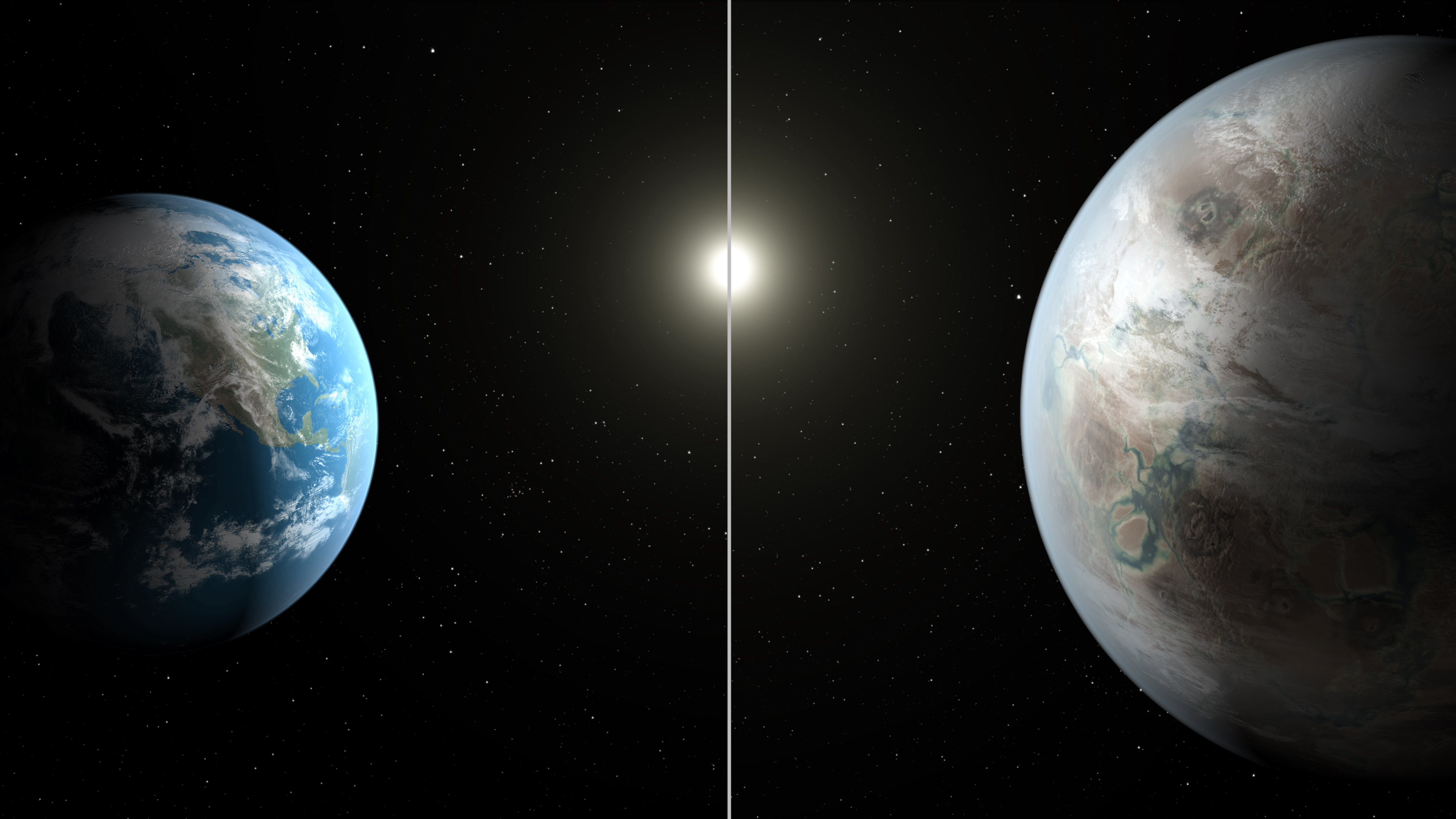 Kepler Telescope Introduces Earth To A Very Distant Cousin