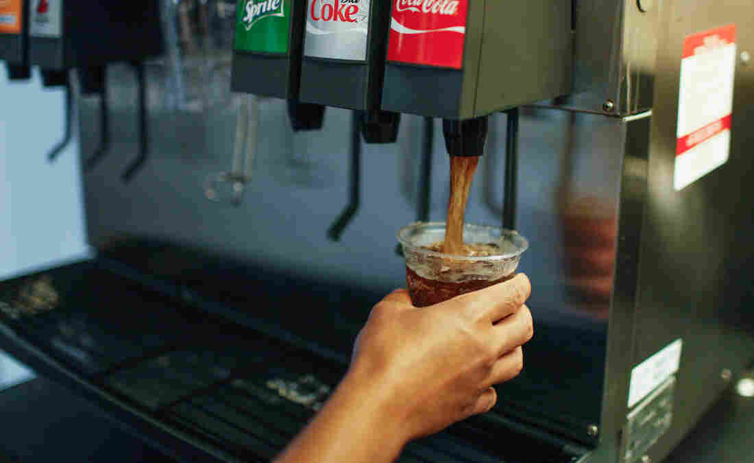 A daily habit of sugary-sweetened drinks can boost your risk of developing the disease — even if you're not overweight.