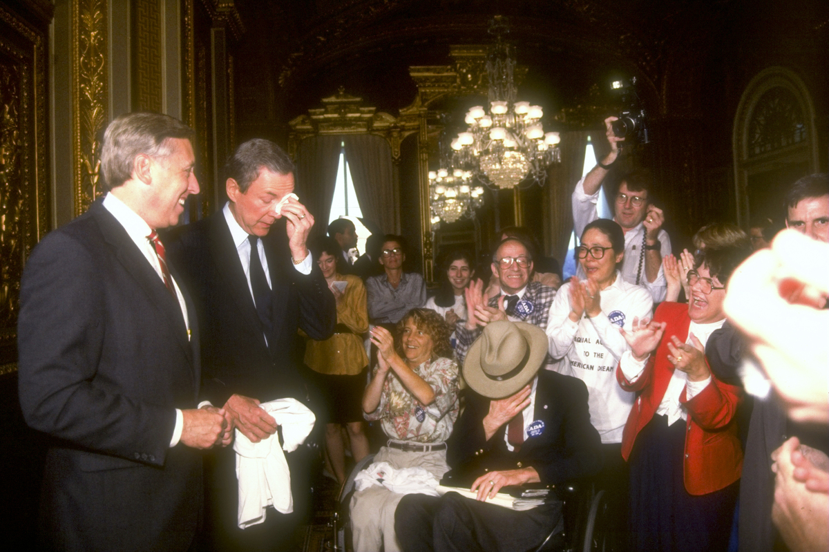 Why the Americans With Disabilities Act Wouldn't Pass Today photo