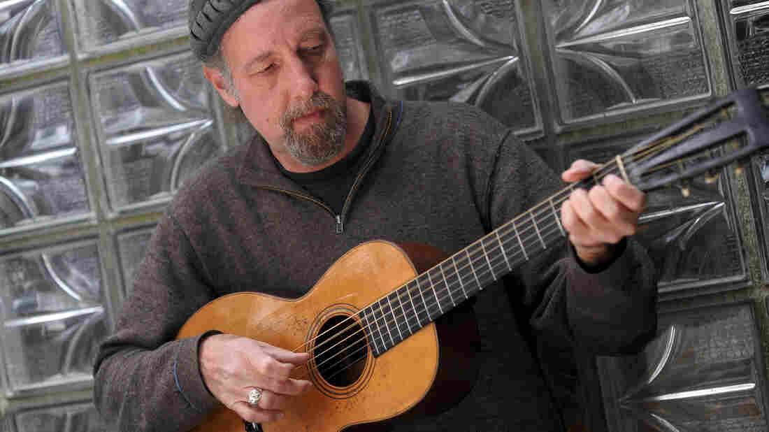 To create his album Tangier Sessions, Sir Richard Bishop had to learn to love a mysterious and temperamental acoustic guitar.