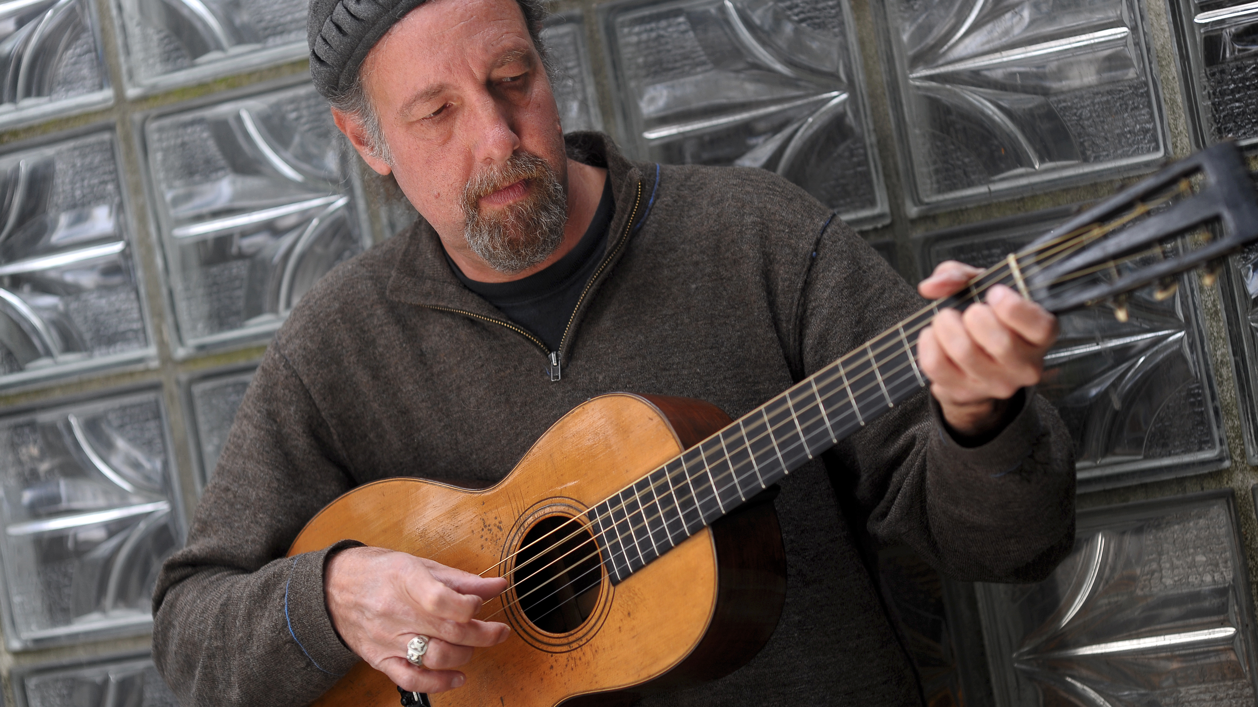 The Guitar In The Window: How One Instrument Steered Sir Richard Bishop's Life