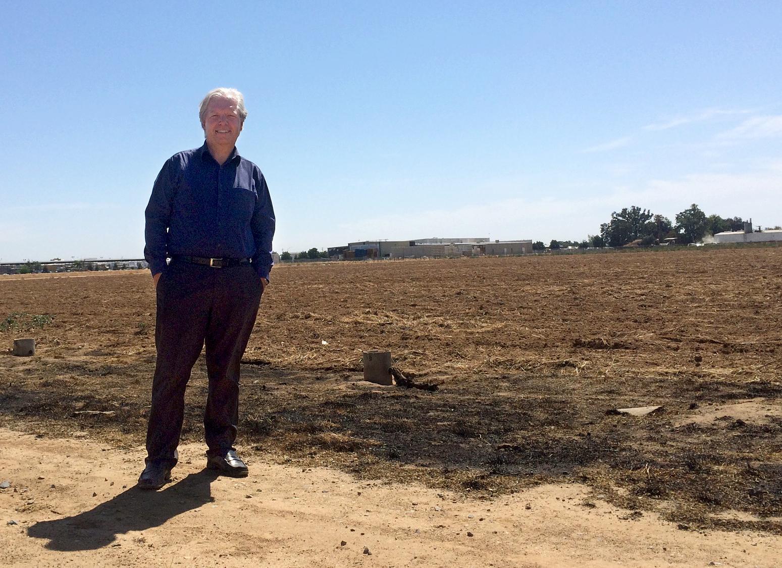 California's Drought Spurs Unexpected Effect: Eco-Friendly Development