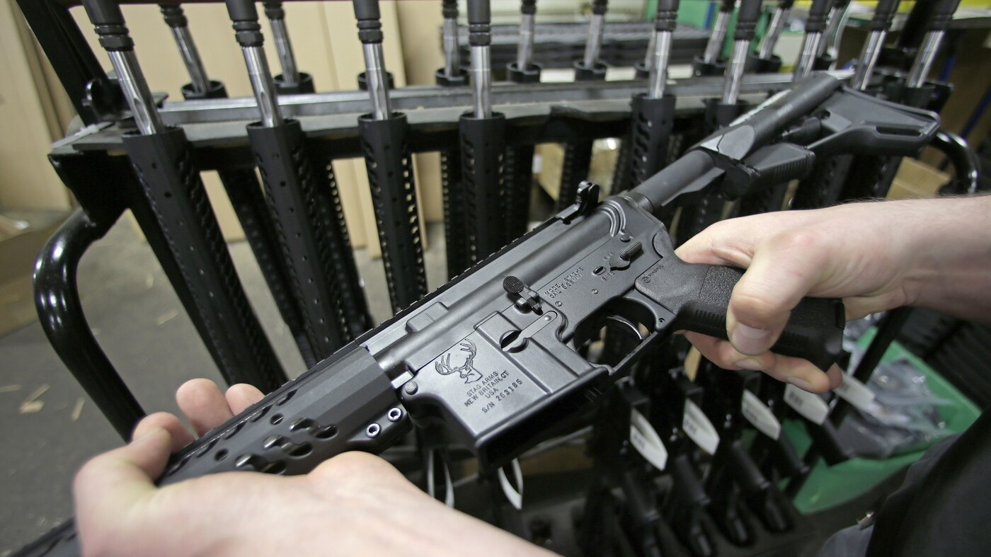 Military Guns For Sale >> Flouting The Law Some New Yorkers Won T Register Guns Npr