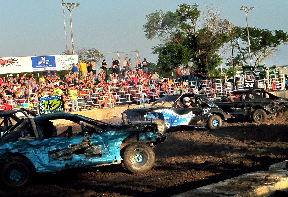 The Demise Of Old Style Demolition Derby Npr