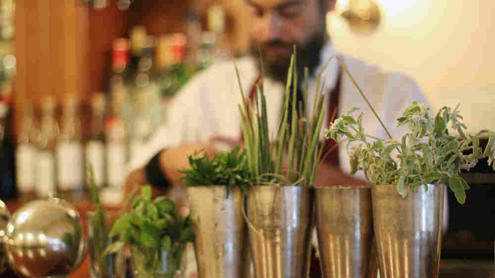 Put An Herb In It: Lebanon's Fresh Approach To Beer And Cocktails