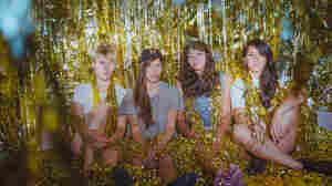 Review: La Luz, 'Weirdo Shrine'