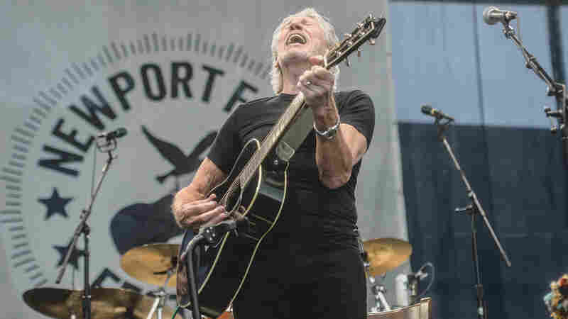 Pink Floyd's Roger Waters Shined At Newport Folk