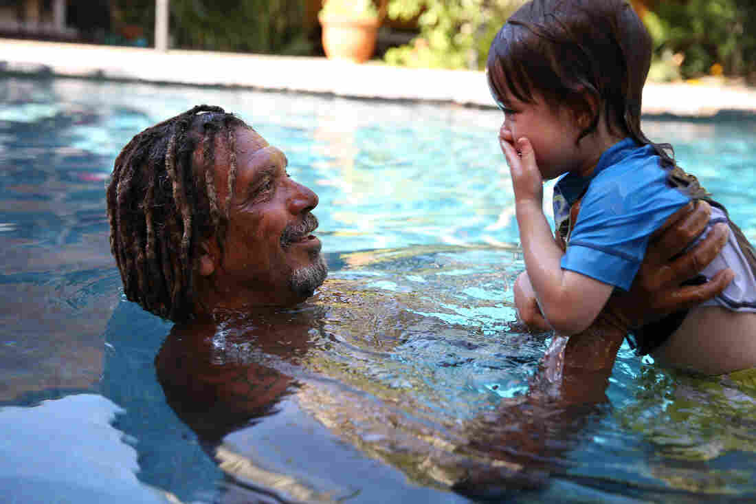 """""""After two or three times in the pool with me,"""" Cooper says, """"they recognize, 'OK, this guy is serious. He's not taking no for an answer. I'm going to do this.' """""""