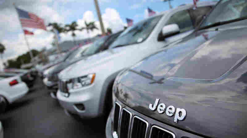 Fiat Chrysler Hit With Record $105 Million Fine Over Safety Recalls