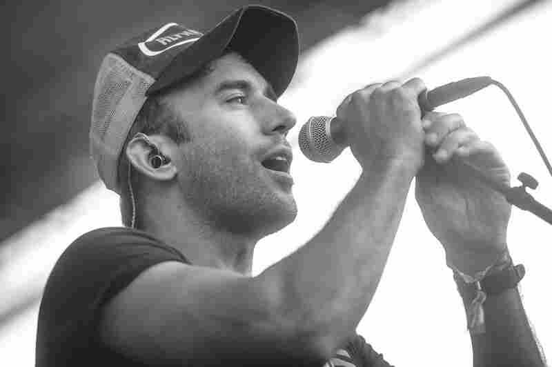 """Sufjan Stevens capped his Newport Folk performance with songs from Illinois, including """"Chicago."""""""